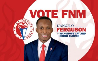 D'Angelo Ferguson: The New FNM Candidate for Mangrove Cay, Central and South Andros